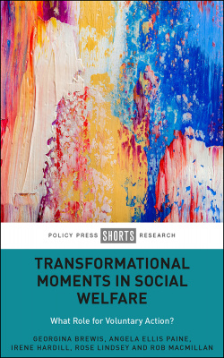 Transformational Moments in Social Welfare cover