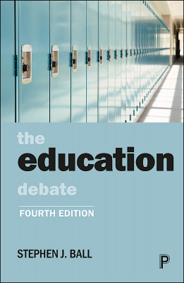 The Education Debate cover
