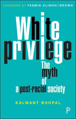 White Privilege cover.
