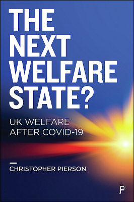 The next welfare state? cover.