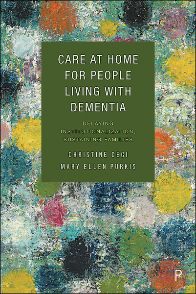 Care at Home for People Living with Dementia cover