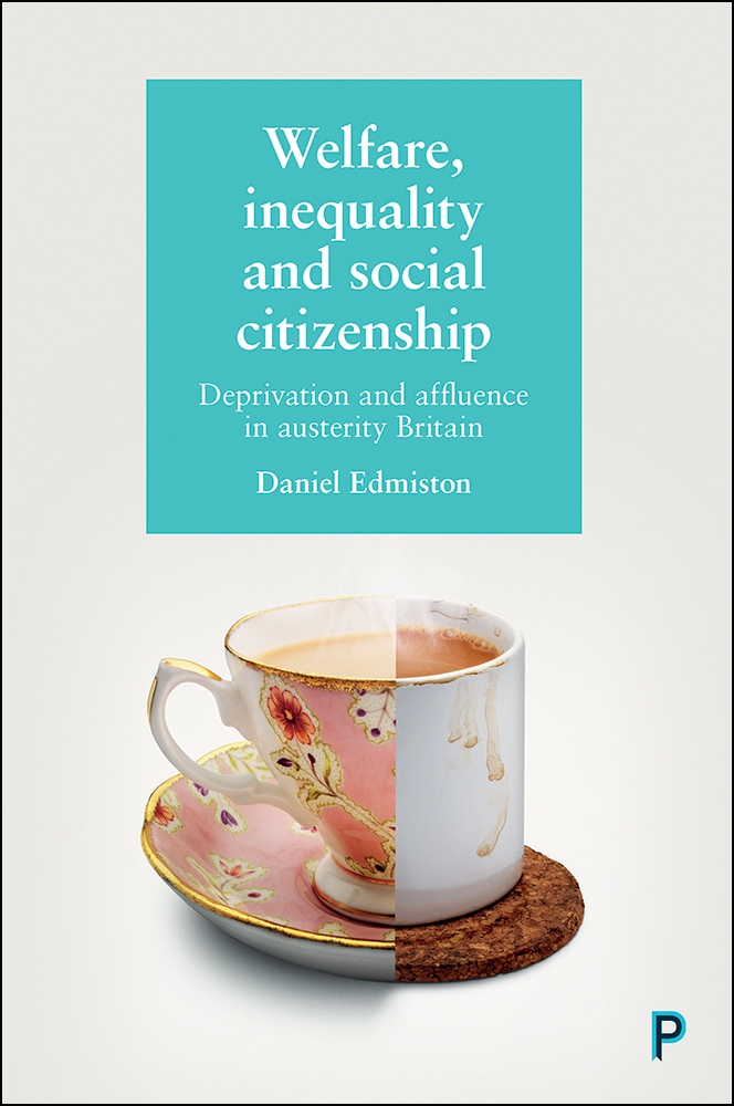 'Welfare, Inequality and Social Citizenship' wins the Richard Titmuss Book Award