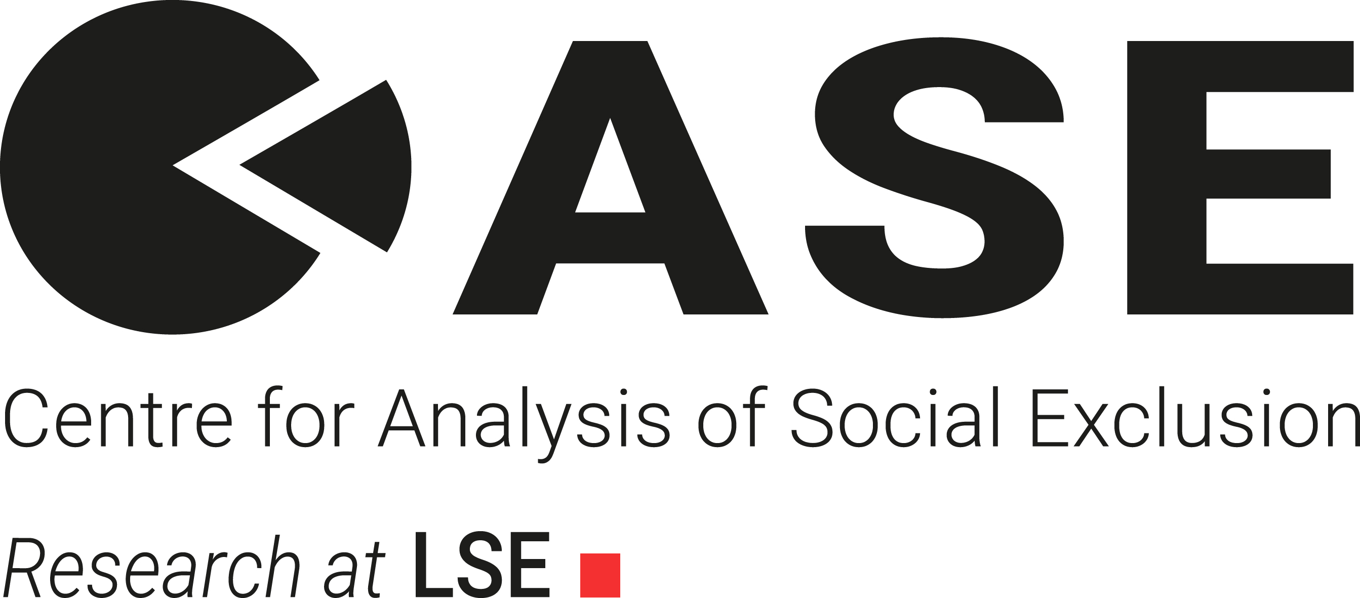 Centre for Analysis of Social Exclusion logo