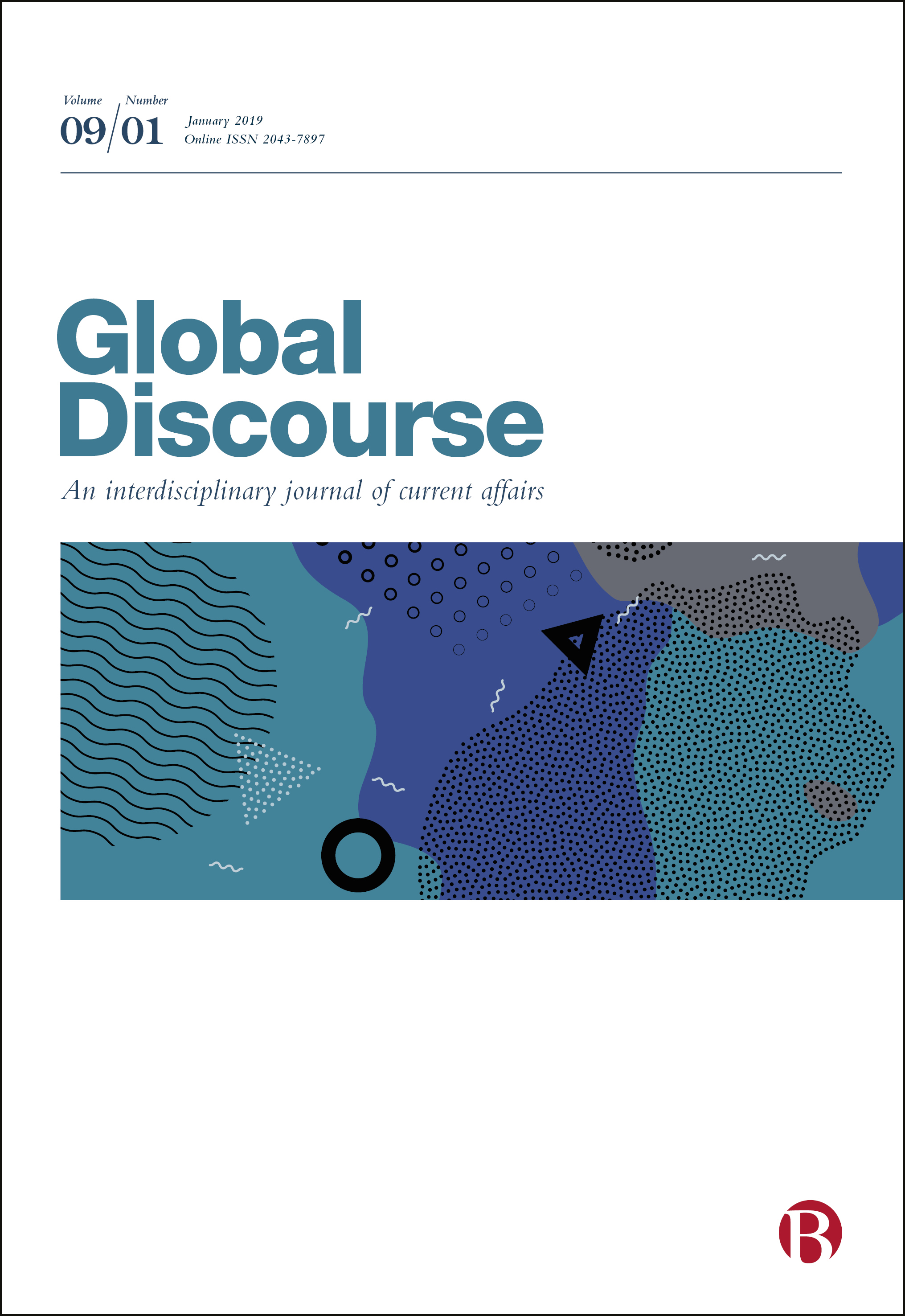 Global Discourse cover