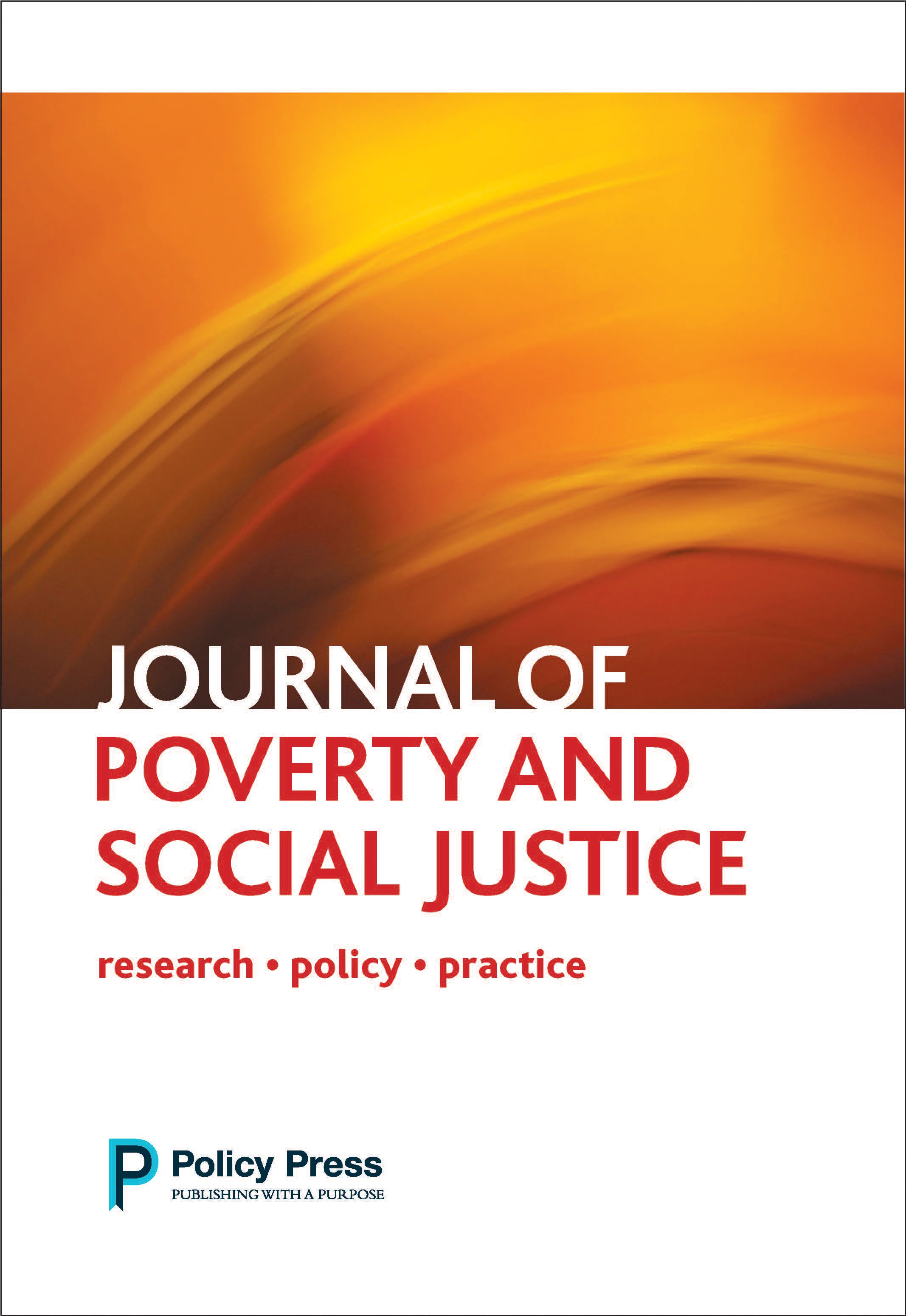 Journal of Poverty and Social Justice article reveals impact of a Special Rapporteur visit