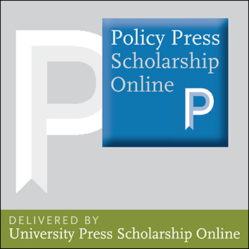 We have now 700 books on our digital monograph collection, Policy Press Scholarship Online