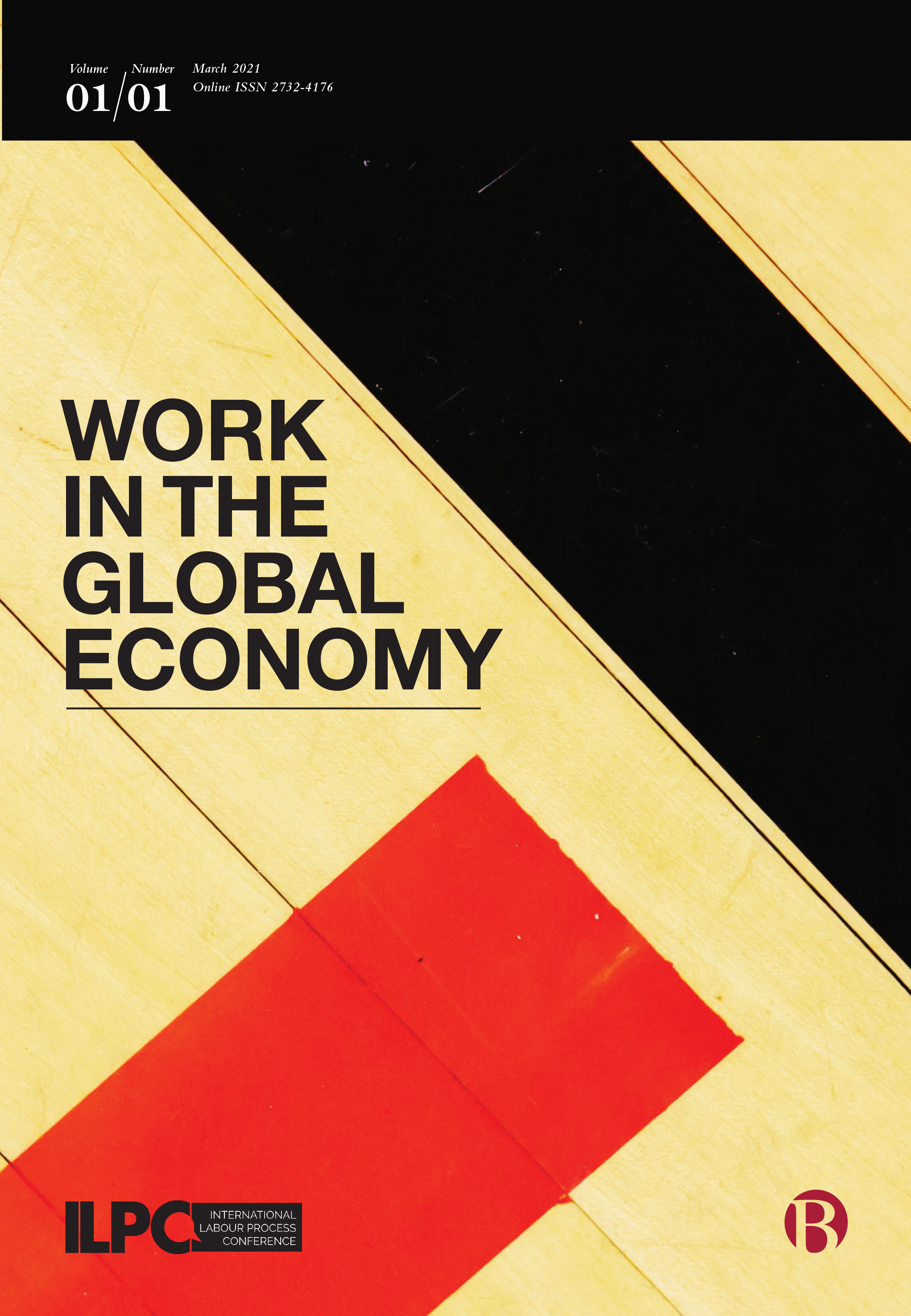 Work in the Global Economy cover